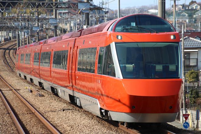 【小田急】70000形70051F「GSE」多摩線試運転