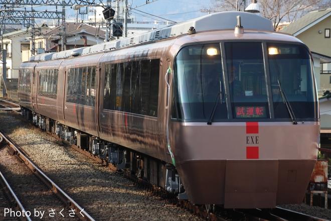 【小田急】30000形30053F 試運転