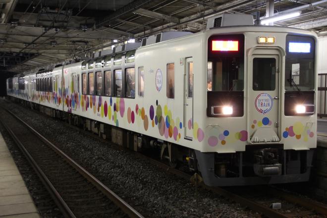 【東武】スカイツリートレインが団臨で船橋へ