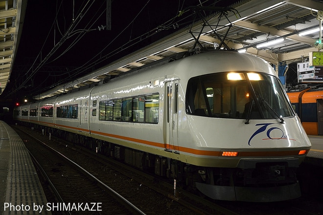 【近鉄】21000系UL02編成 代走運転