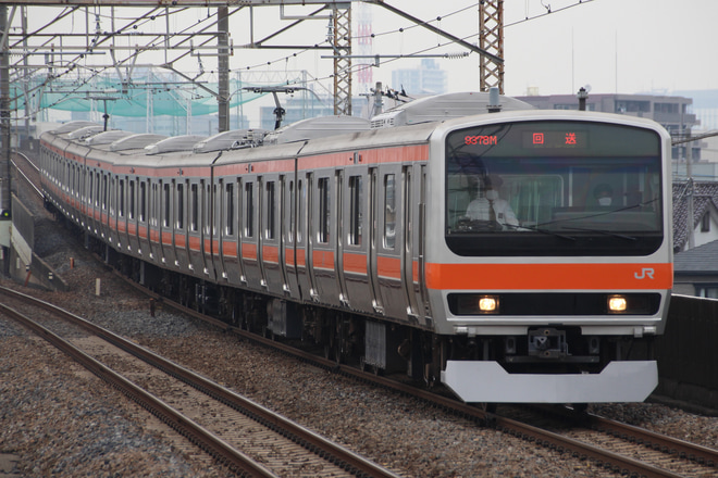 【JR東】E231系ケヨMU32編成大宮総合車両センター出場