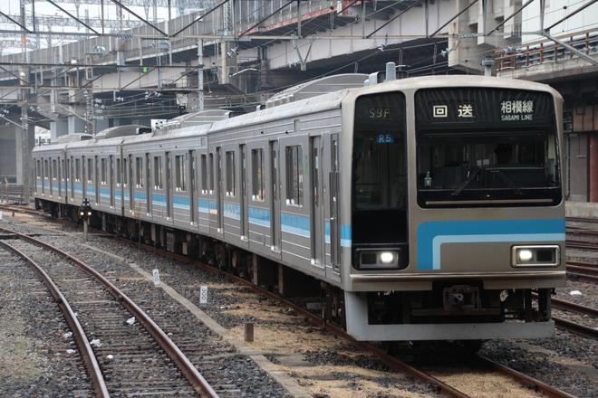 【JR東】205系コツR5編成 大宮総合車両センター入場
