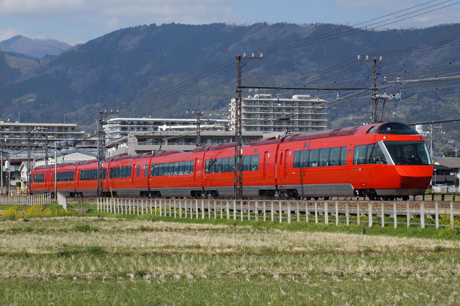 【小田急】70000形(GSE)運行開始