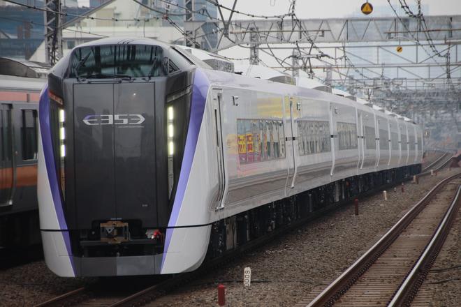 【JR東】E353系S108編成総合車両製作所出場