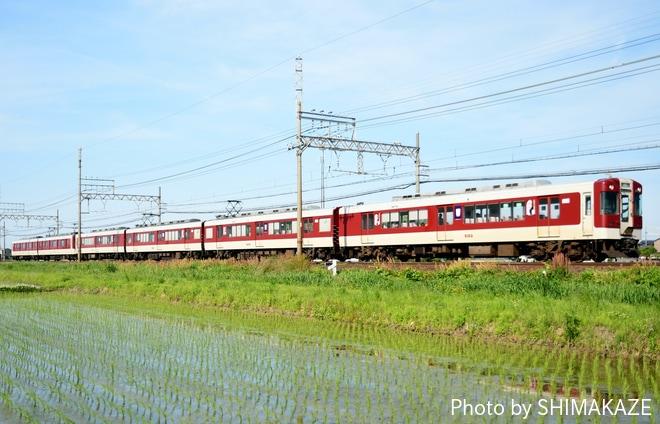 【近鉄】一般車による貸切列車運行