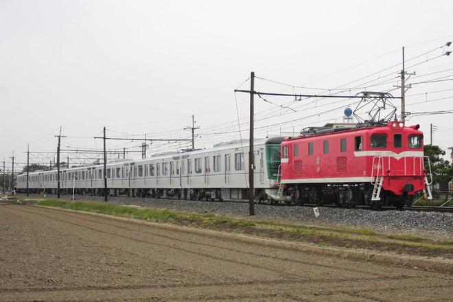 【メトロ】13000系13121F 甲種輸送