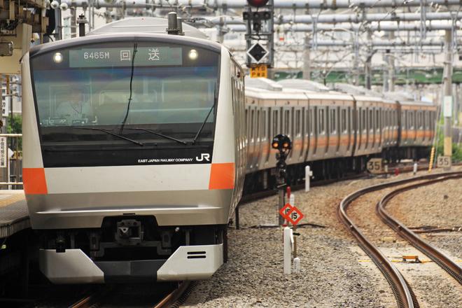 【JR東】E233系トタT2編成 東京総合車両センター出場
