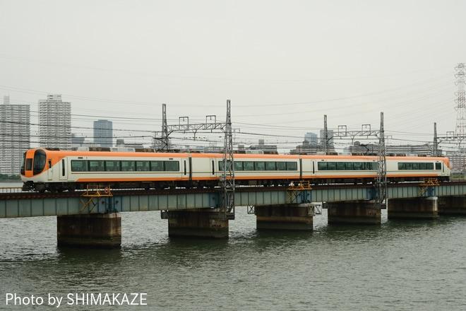 【近鉄】22600系AF01編成使用 甲子園観戦ツアー
