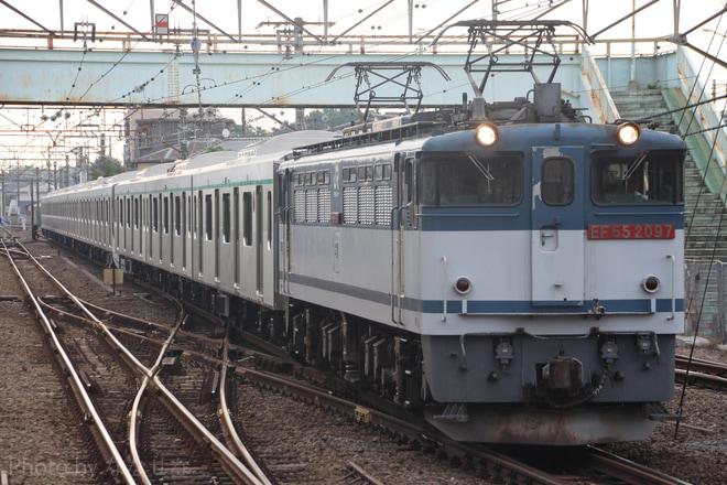 【東急】2020系2125F甲種輸送