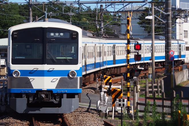 【西武】1241Fが伊豆箱根鉄道1300系カラーに