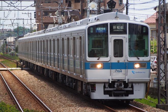 【小田急】1000形1754F 営業運転復帰