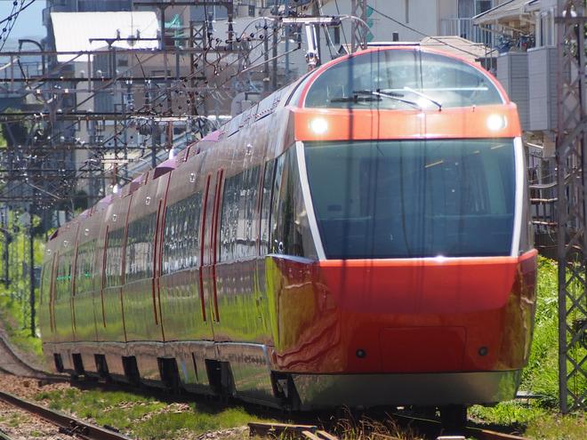 【小田急】70000形「GSE」70052F 性能確認試運転