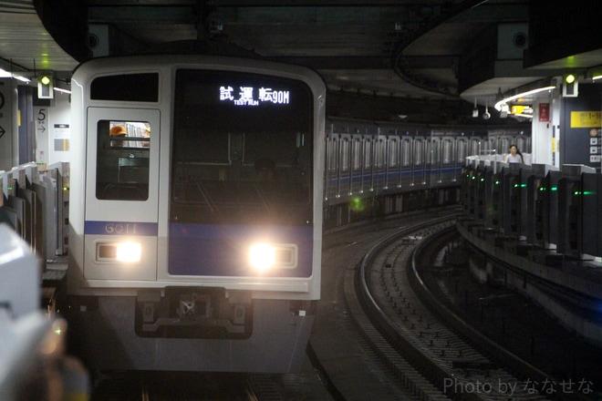 【西武】6000系6111F 試運転