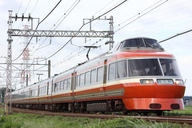 【小田急】7000形7004F「LSE」定期運行終了