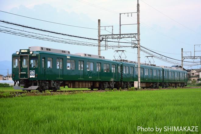 【近鉄】田原本線100周年記念祝復刻列車出発式