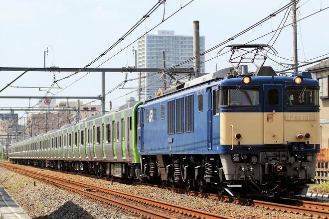 【JR東】E235系トウ22編成 配給輸送