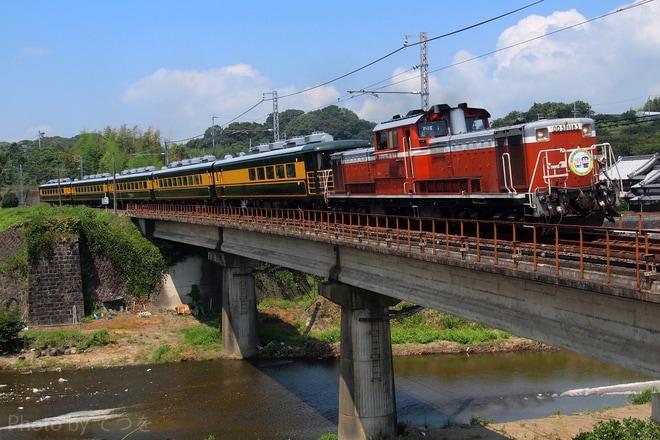 【JR西】「サロンカーなにわで行く橋本駅開業120周年・紀勢本線電化40周年記念号の旅」運転