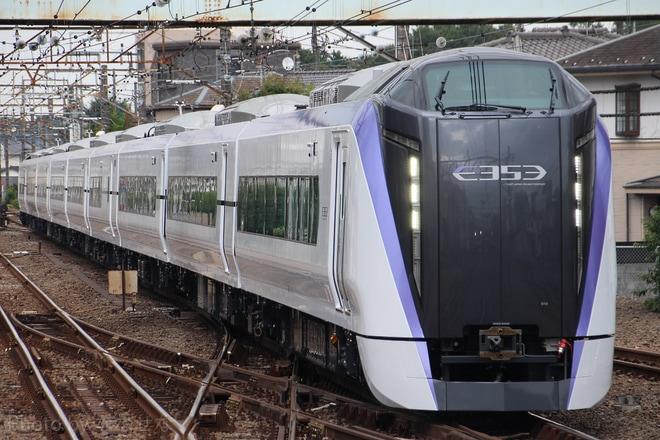 【JR東】E353系モトS113編成 総合車両製作所出場