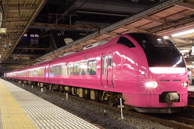 【JR東】上野発で男鹿ナマハゲロック号が運転