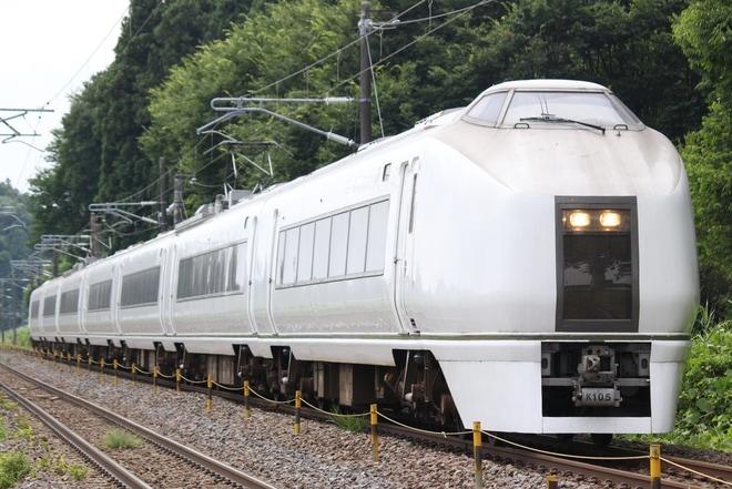 【JR東】651系K105編成郡山総合車両センターへ回送