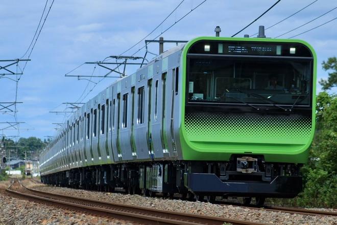 【JR東】E235系トウ23編成 新津出場試運転