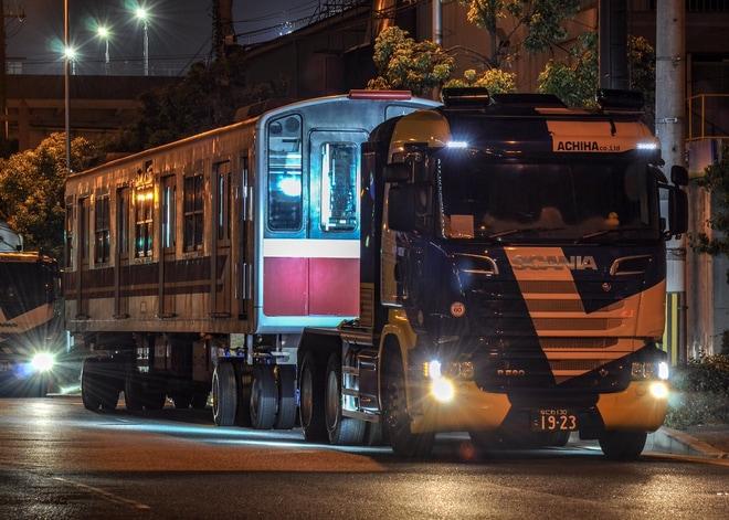 【大トロ】10系1116F廃車に伴う陸送