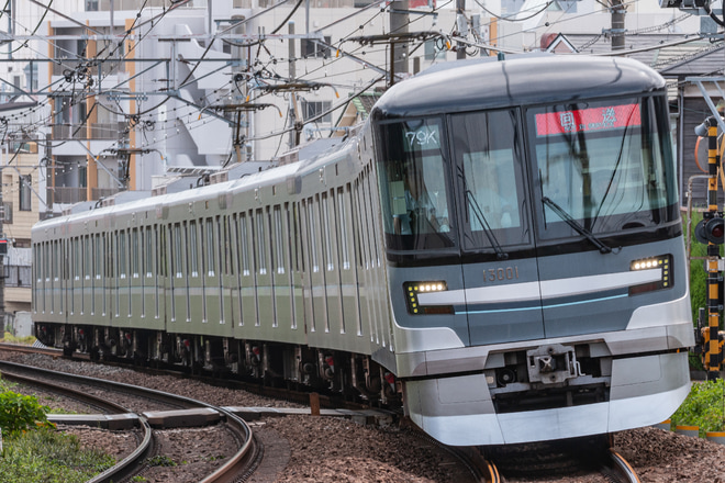 【メトロ】13000系13101F鷺沼出場回送