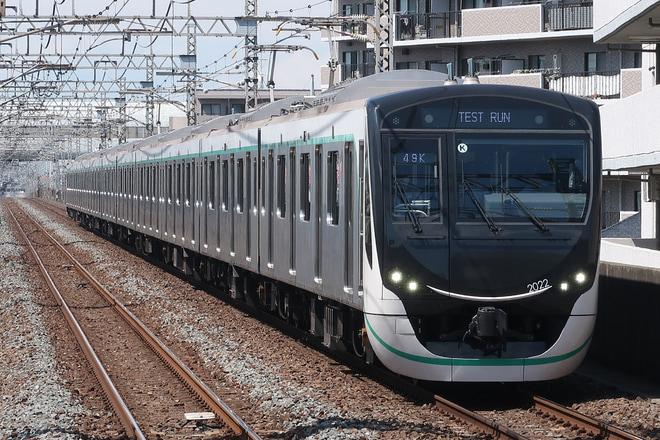 【東急】2020系が東武線内で乗務員訓練開始
