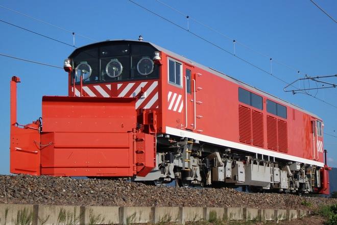 【JR西】キヤ143-2京都鉄道博物館展示返却回送
