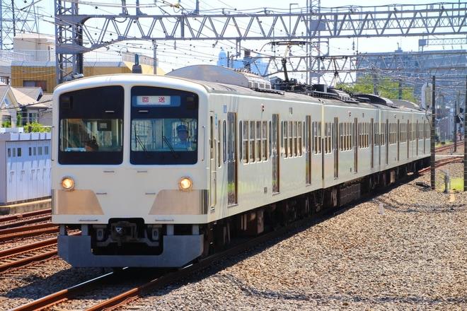 【西武】101系259F武蔵丘車両検修場入場回送