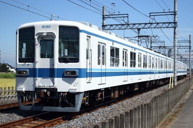 【東武】8000系8190F廃車回送