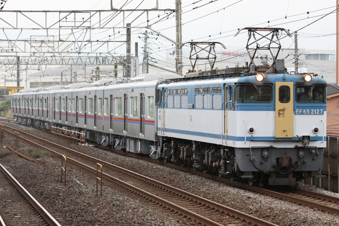 【京成】3000形3039編成 甲種輸送