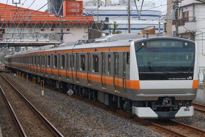 【JR東】E233系トタT31編成 大宮総合車両センター出場