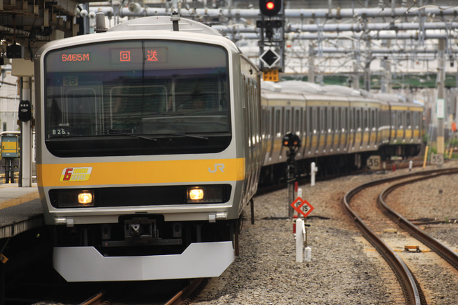【JR東】E231系ミツB25編成東京総合車両センター出場