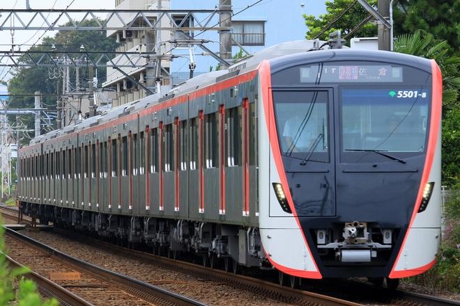 【都営】5500形 京成線と北総線での営業運転開始