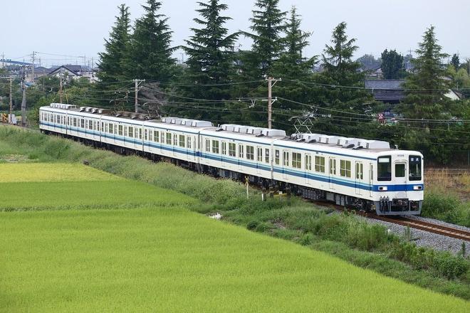 【東武】8000系8184F南栗橋工場入場のため秩父線内を回送
