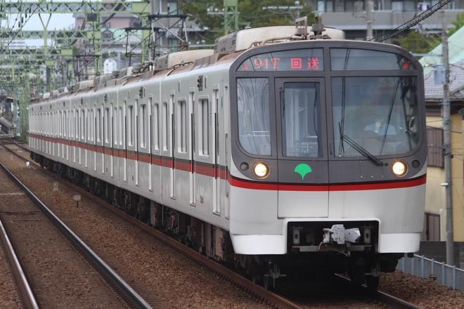 【都営】5300形5303編成 廃車回送
