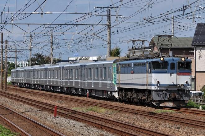 【メトロ】13000系13123F甲種輸送