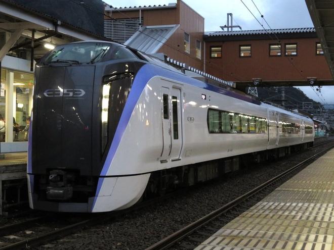 【富士急】JRE353系が富士急行線へ
