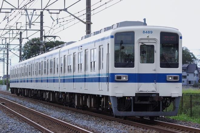 【東武】8000系8189F廃車回送