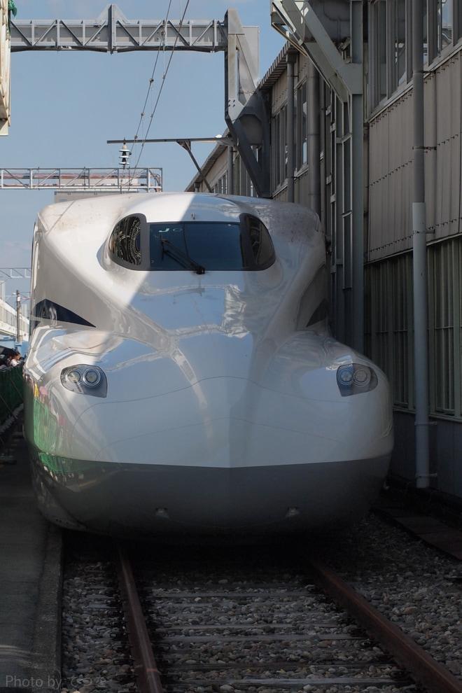 【JR海】浜松工場「新幹線なるほど発見デー」開催