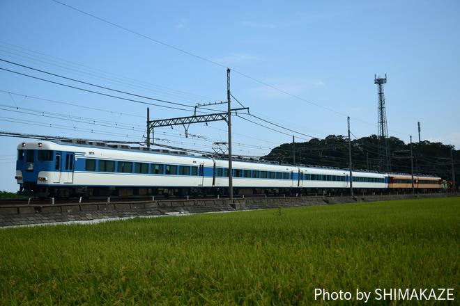 【近鉄】15200系 PN06+PN04貸切(20180918)