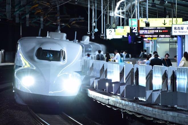 【JR海】N700系1000番台(N700A)G43編成試運転