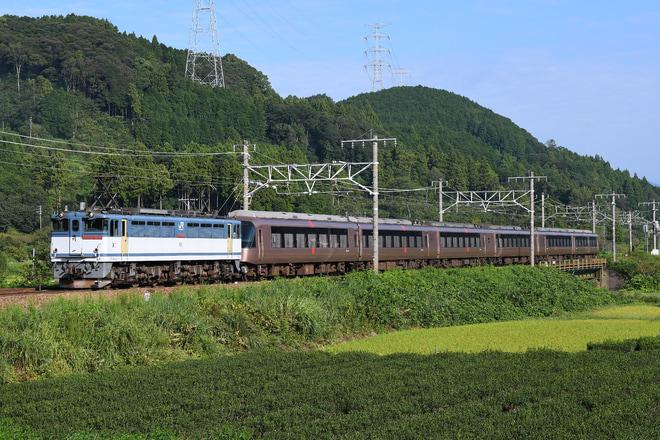 【小田急】30254F(EXE)日本車両入場 甲種輸送