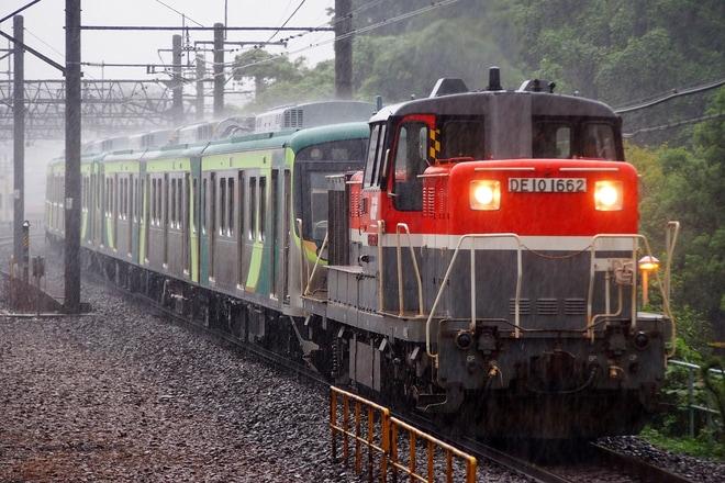 【東急】7000系7111F+7113F+7115F 甲種輸送