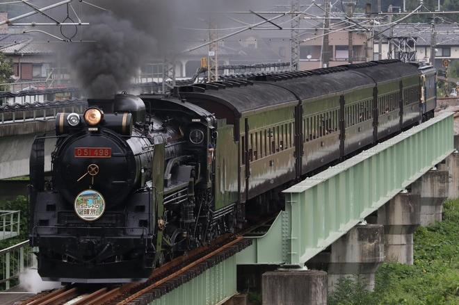 【JR東】SLレトロ碓氷運行終了