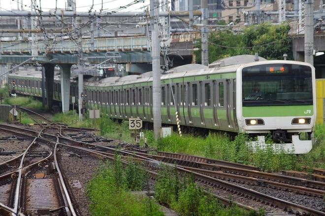 【JR東】E231系トウ531編成東京総合車両センター入場
