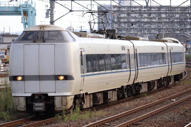 【JR西】683系V33編成吹田入場し京都支所から未更新683系消滅