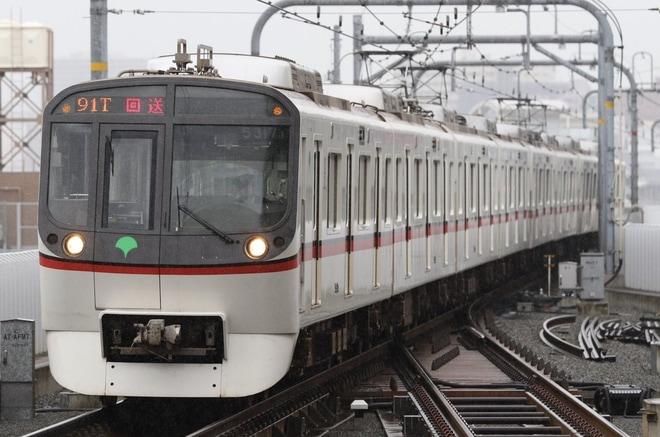 【都営】5300形5317編成廃車回送