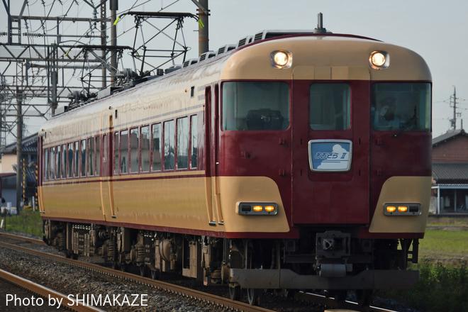 【近鉄】15200系 PN04 貸切(20181003)